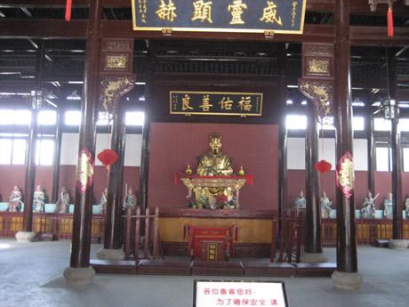 嘉定城隍庙_上海道教协会